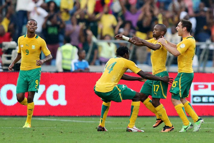 South Africa vs. Spain: Final score 1-0, Bafana Bafana stun a lackluster Spain
