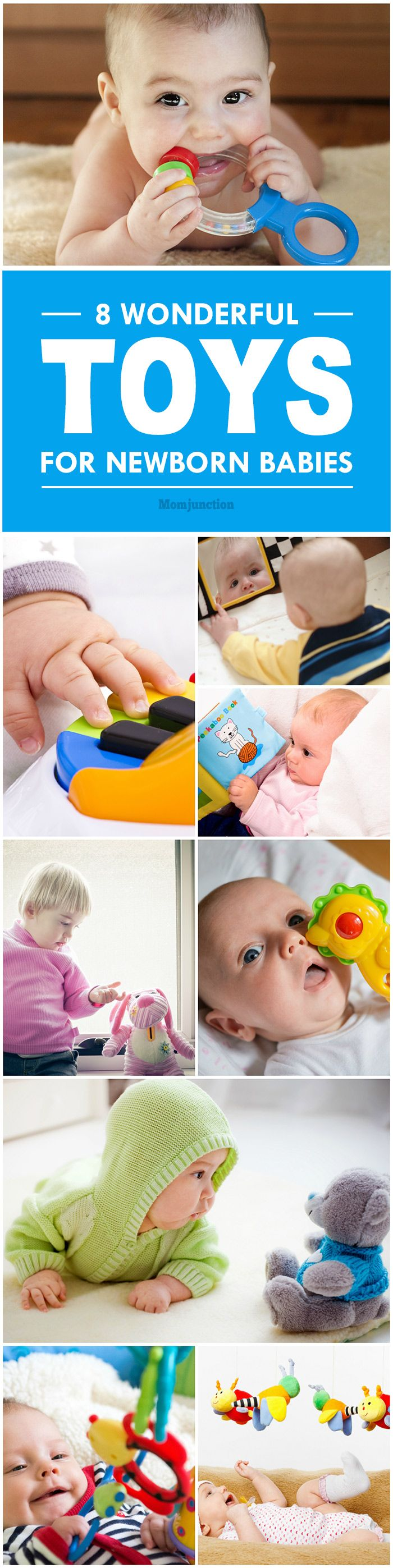 Do you want to engage your baby in creative, entertaining activities and prevent her from crying? Check out our post to 8 fantastic toys for newborn babies.