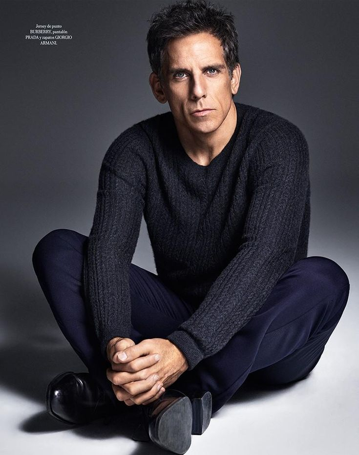 Promoting Zoolander No. 2, actor Ben Stiller covers the February 2016 issue of El Pais Icon. Photographed by Michael Schwartz, Stiller hits the studio for formal portraits, donning a designer wardrobe, pulled together by stylist Angela Esteban Librero. Related