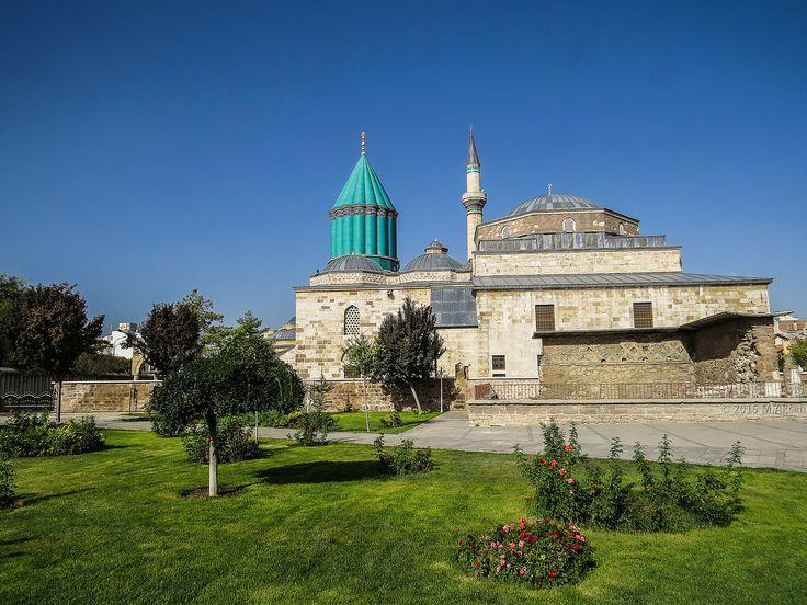 https://flic.kr/p/Qa99bZ | Mevlana Müzesi. Konya | 20150912.090832.IMG_0811