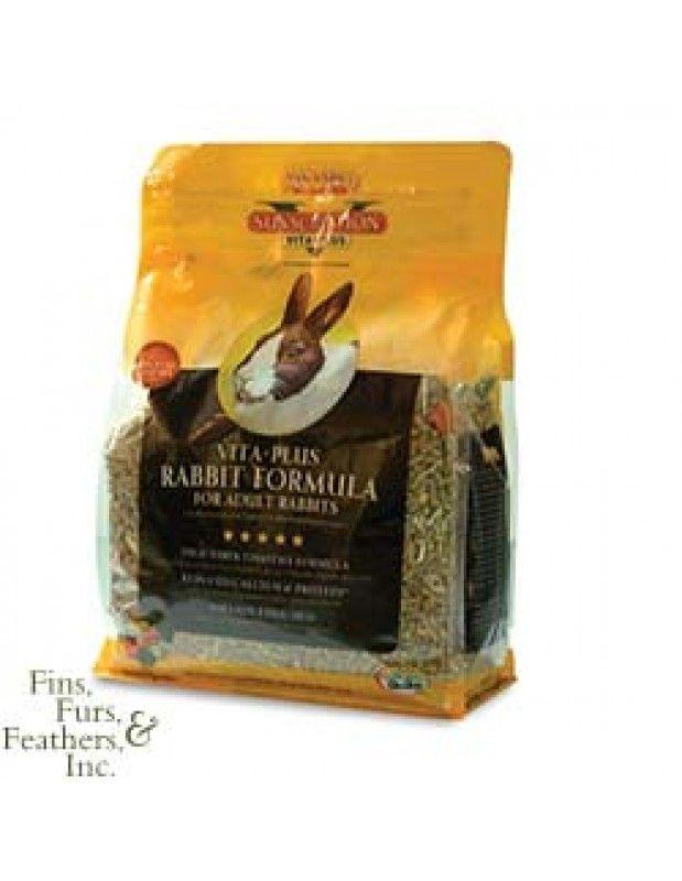Sun Seed Rabbit Vita Plus Adult 4lb