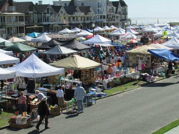 Ocean Grove Giant Spring Flea Market set for May 30 | NJ.com