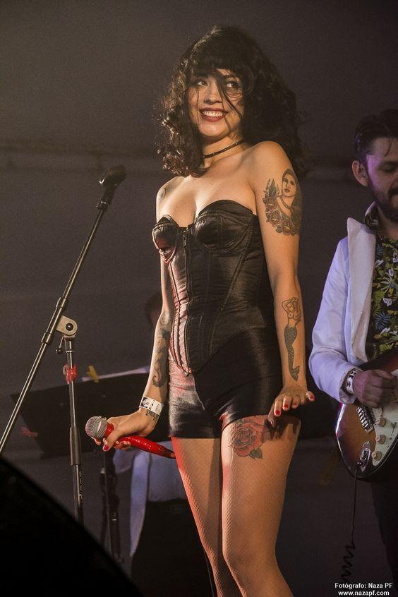 #ViveLatino2015: Mon Laferte | Naza PF