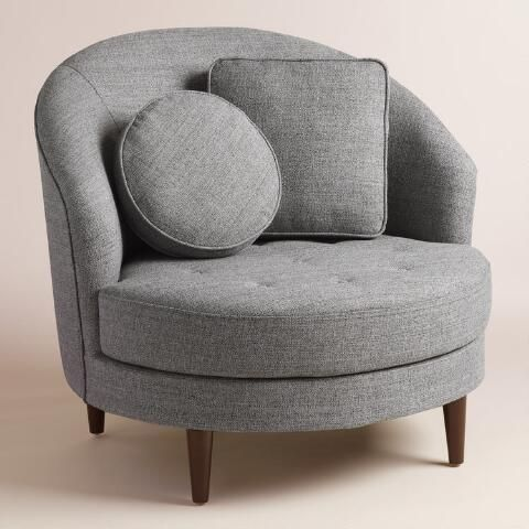 1000 Ideas About Chair And A Half On Pinterest Chairs
