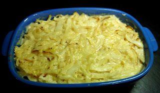 Kochglueck: Weißkohl-Kartoffel-Auflauf (2P)