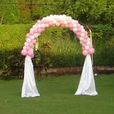 Image result for small backyard christening