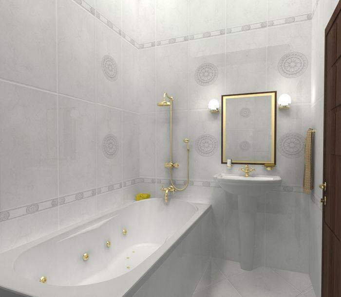 243 besten Badezimmer Bilder auf Pinterest Bad fliesen ideen - badezimmer ideen fliesen