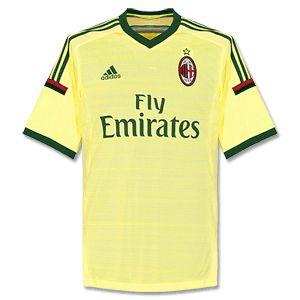 Adidas AC Milan 3rd Shirt 2014 2015 AC Milan 3rd Shirt 2014 2015 http:/