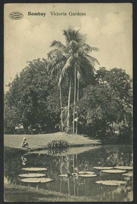 Victoria Gardens(Jijamata Udyan)at Byculla,#Mumbai was opened 2 public in 1862 by Lady Frere,wife of Sir Bartle Frere pic.twitter.com/3BdZ6lJeLe