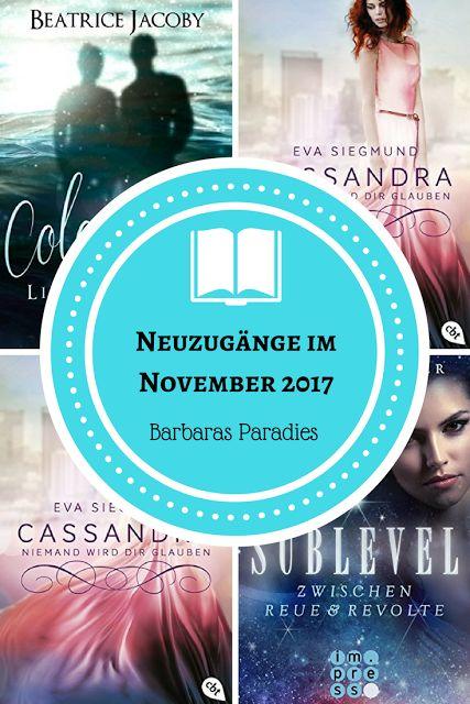 Entdeckt meine Neuzugänge im November! Auf meinem Blog erfahrt ihr, welche Ebooks im November auf meinem Kindle eingezogen sind!