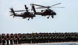 AH-64E Guardian for Indonesian National Army Force