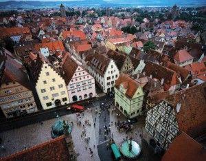Rothenburg, Tyskland