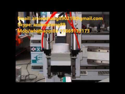 1325 Disc Auto Tool Changer CNC Router with 12 Pcs Tools Changing