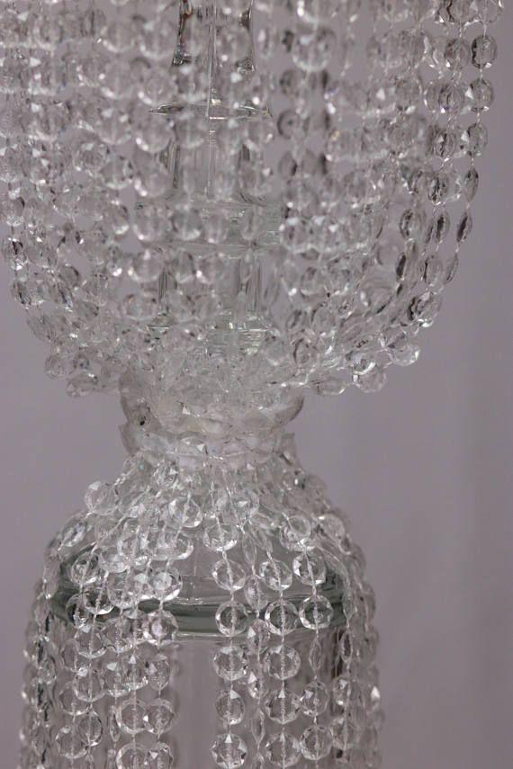 25  best chandelier centerpiece ideas on pinterest