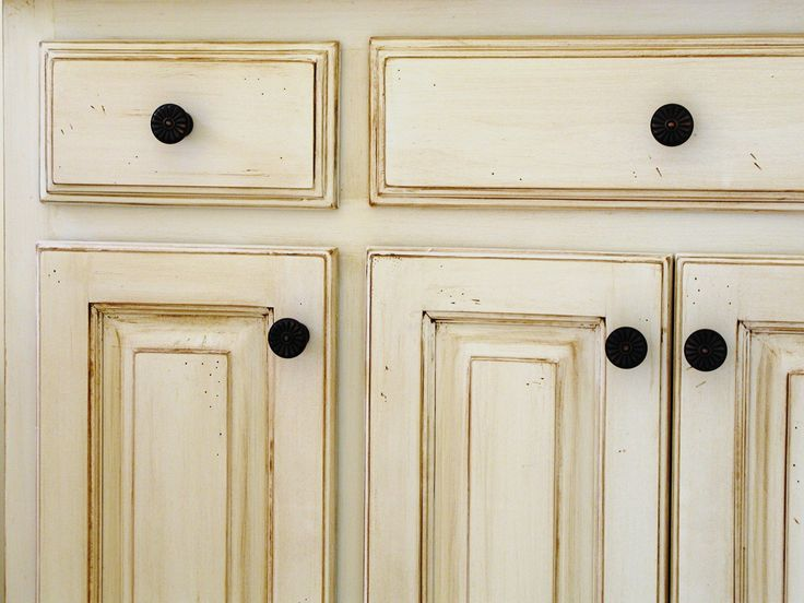 White Faux Finishes For Kitchen Cabinets Finishes For Built In Cabinets Fu
