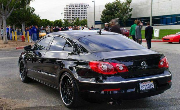 Volkswagen CC Sport Black