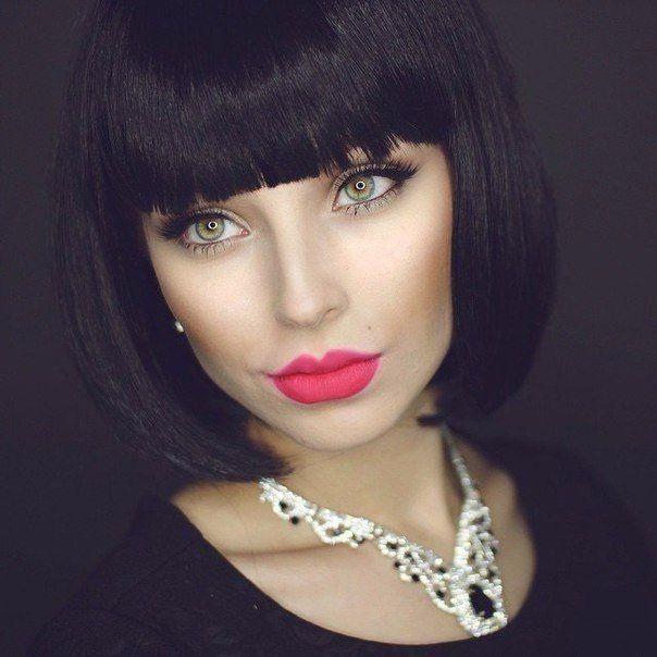Prime 1000 Ideas About Diamond Face Shapes On Pinterest Face Shapes Short Hairstyles For Black Women Fulllsitofus