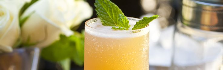 Peter Cottontail Mimosa Mocktail