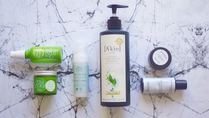 -Gå høsten i møte med naturlige, økologiske og effektive skjønnhetsprodukter. Her er min nye favoritter til hud og hår!