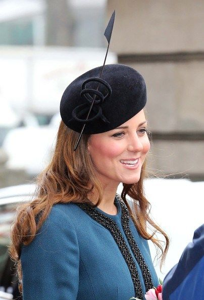 British Royals Celebrate 150th Anniversary of the London Underground | Royal Hats