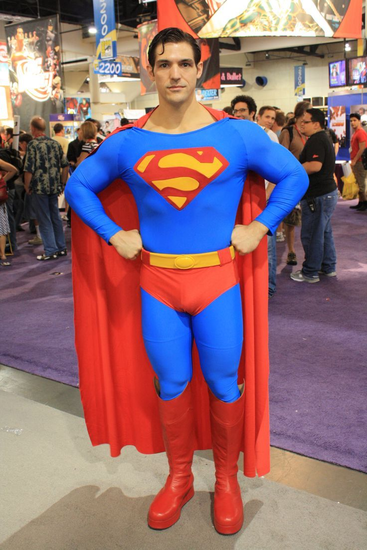 Cosplay Yourself a Superman in Coming Halloween