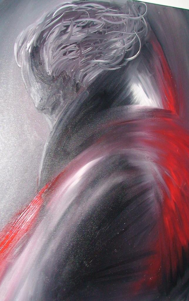 Dream  2010  70*100  oil on canvas