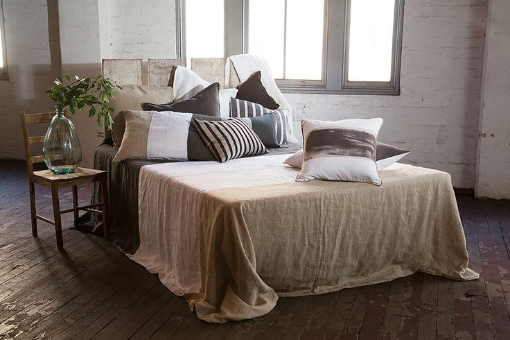 Our Eadie cushions will bring elegance & style to any bedroom