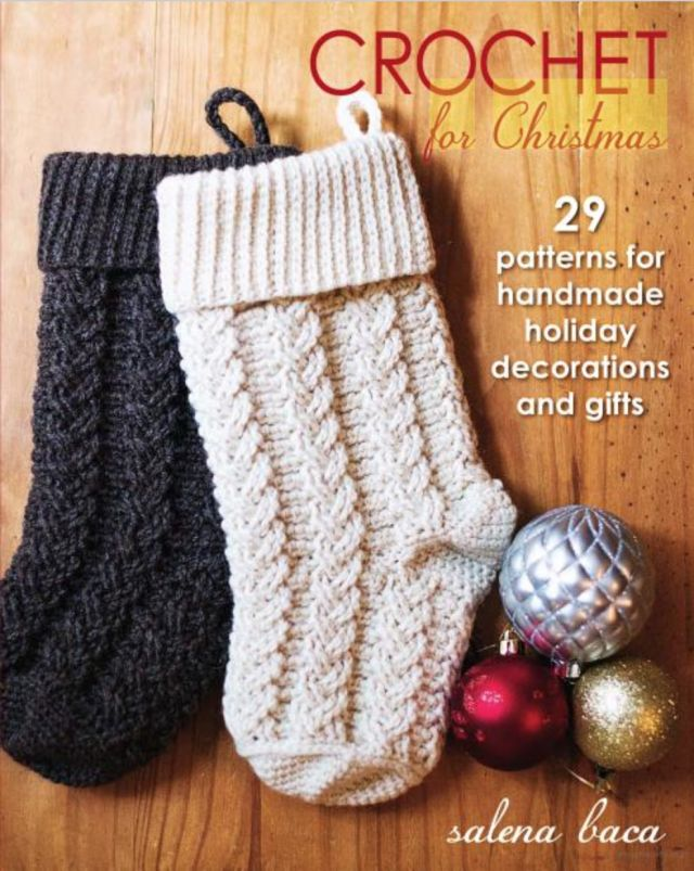 10 Must-Have #Craft Books to #Crochet your own #Christmas Presents This Year