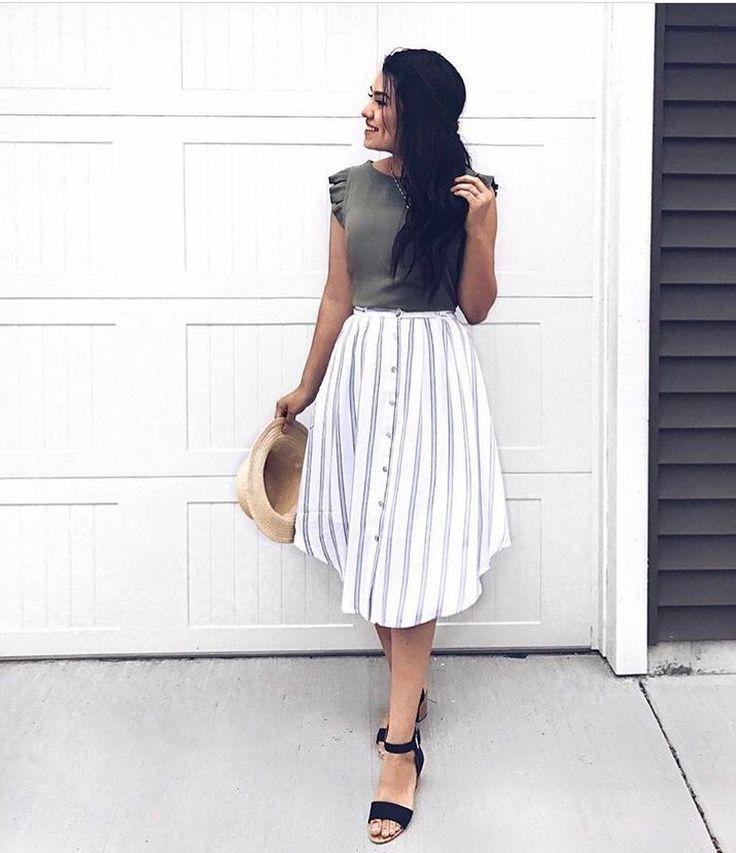 """2,012 Me gusta, 4 comentarios - Apostolic Fashion (Modesty) (@apostolicfashion) en Instagram: """"Such a beautiful outfit ❤️#apofash"""""""