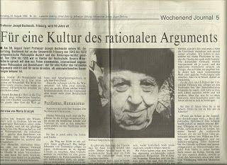 Litero.ch: Joseph Bochenski: Für eine Kultur des rationalen A...