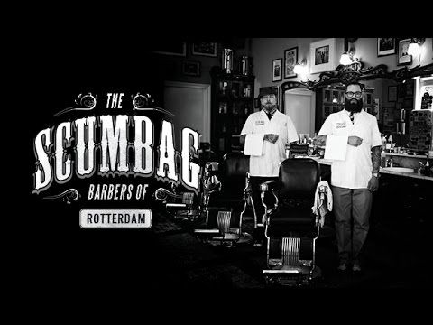 ▶ Schorem Barbers Documentary - Extended Version - YouTube This is what I want our man cave to become eventually...