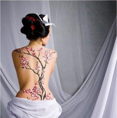 Tatouage asian