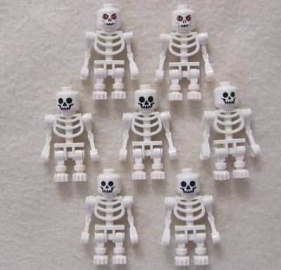 28 best Lego skeleton s images on Pinterest   Skeletons, Skulls and ...
