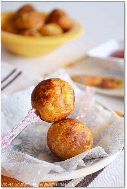 Paneer Bread Balls / Paneer Balls