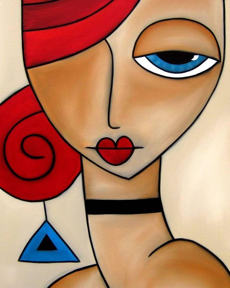 Www Fidostudio Com Popart Abstractart Luxe Painting Origin Pinturas Abstractas Rostros De Arte Pintura De Arte