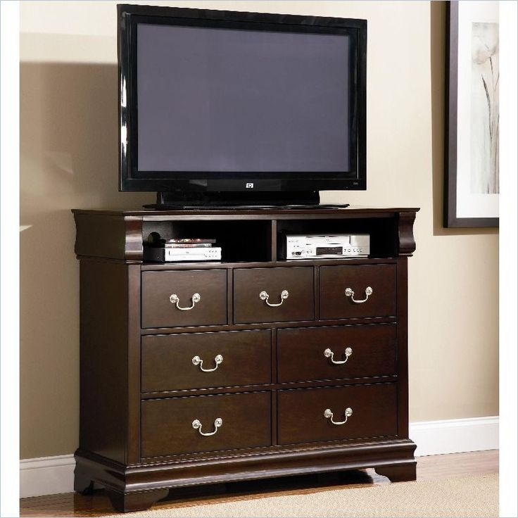 Media Dresser for Bedroom