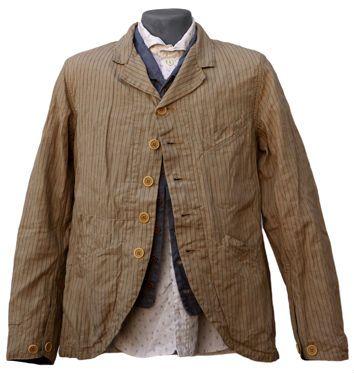 Hacendado Stripe Jacket