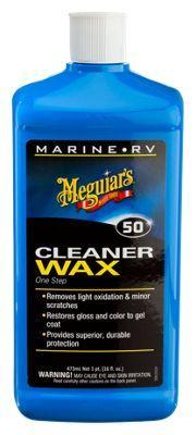 Meguiar's Mirror Glaze One-Step Cleaner/Wax - 16 oz.