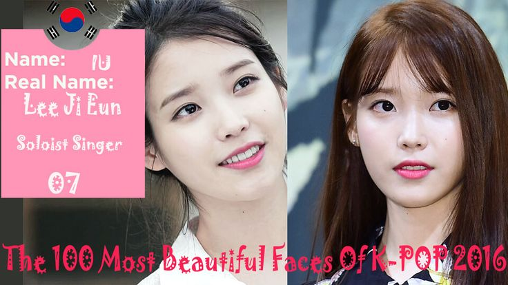 Top 100 Most Beautiful Face of KPOP 2016 - Page 95 of 101 - Best Top