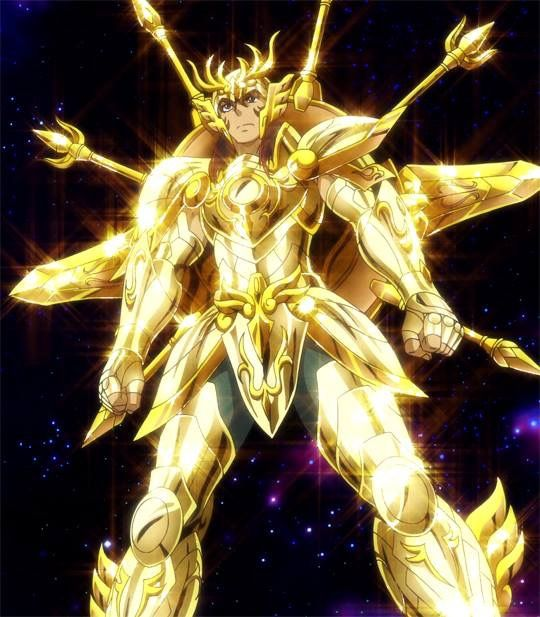 Dohko de Libra Soul of Gold