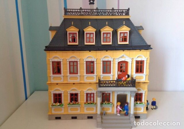 256 best coleccion playmobil images on pinterest for Casa moderna 4279