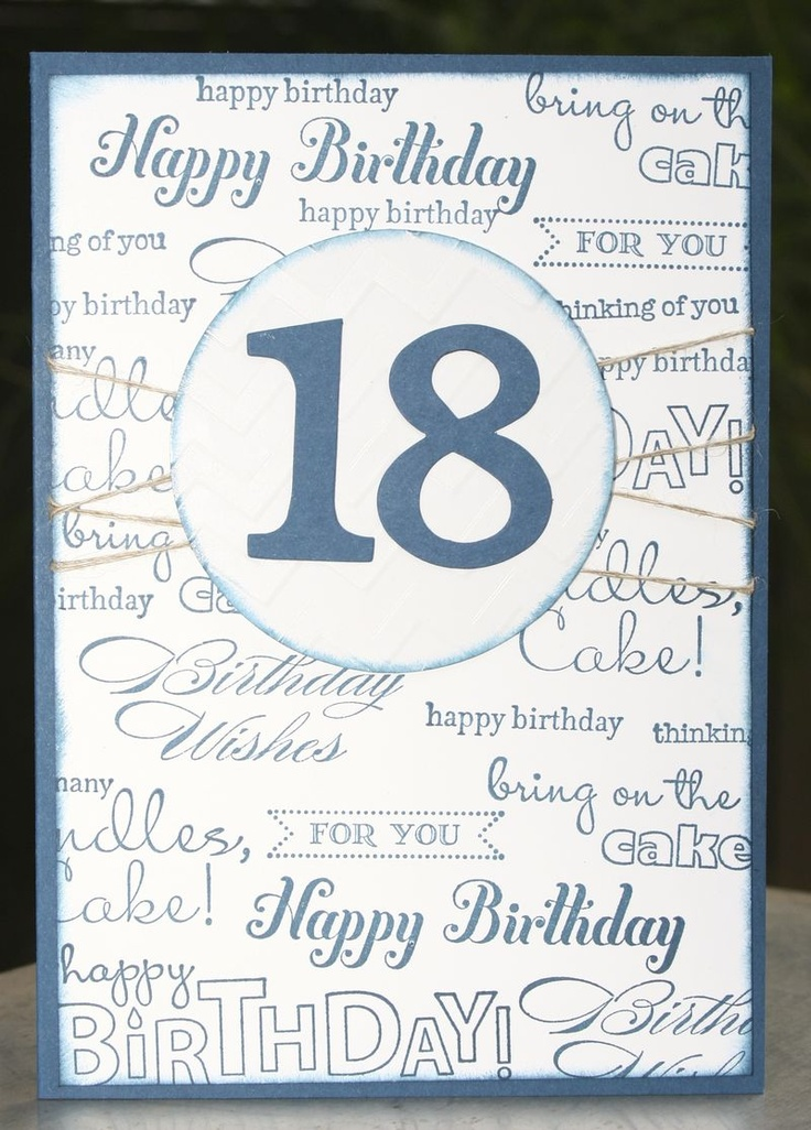 18th Birthday Cards Male ~ Images about boy card on pinterest masculine cards dr who and birthdays