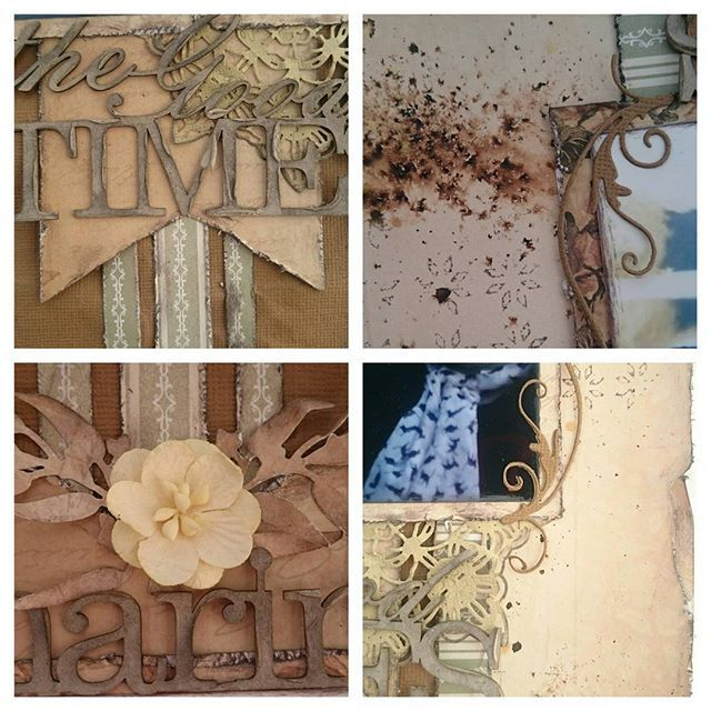 kerrie gurney [it's all about ME]: Sharing the Good Times Layout Class   Bella Paperie