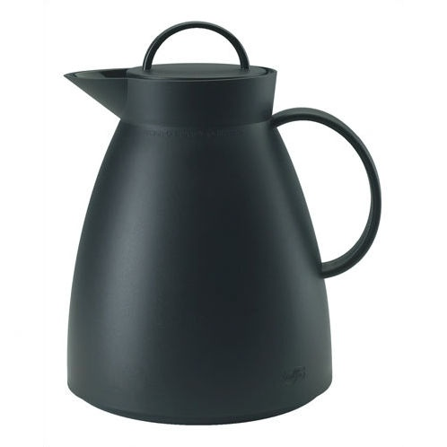 Alfi Dan 1-Liter Black Thermal Carafe