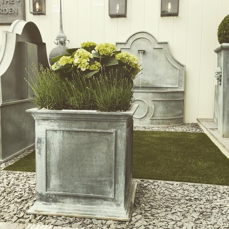 9 best Planters images on Pinterest | Herb garden planter, Container Zinc Garden Planters on zinc planter boackround on white, zinc furniture, zinc bowls, zinc window boxes, zinc garden statues,