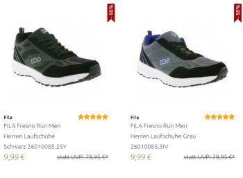 Outlet46: Fila-Sneaker für 9,99 Euro frei Haus https://www.discountfan.de/artikel/klamotten_&_schuhe/outlet46-fila-sneaker-fuer-9-99-euro-frei-haus.php Ausgewählte Fila-Sneaker sind jetzt bei Outlet46 zum Schnäppchenpreis von 9,99 Euro mit Versand zu haben. Zum Beginn der Aktion sind fünf verschiedene Modelle zu haben. Outlet46: Fila-Sneaker für 9,99 Euro frei Haus (Bild: Outlet46) Die Fila-Sneaker für 9,99 Euro frei Haus sind nur für wenige Tag... #Schuhe, #Sneaker