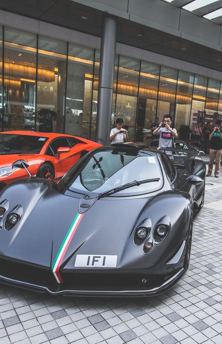 Pagani Zonda Summer Tires Online >> 55 Best Pagani Images On Pinterest Autos Pagani Huayra And