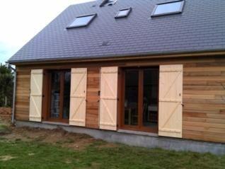 Constructeur de maisons en bois à Mont-Saint-Aignan  en Normandie Seine-Maritime 76