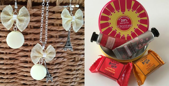Suze likes, loves, finds and dreams: Giveaway: L'Occitane Hand Cream & Bath Cubes and M...