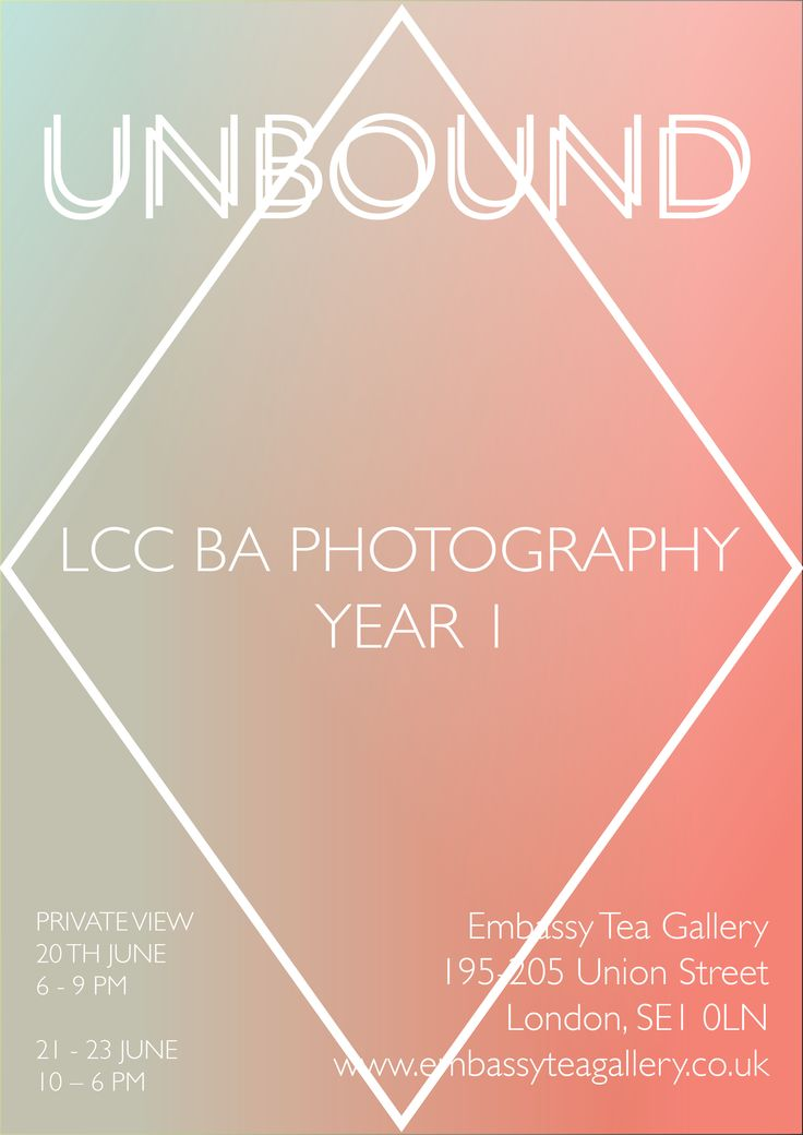 LCC BA Photography  July 2013